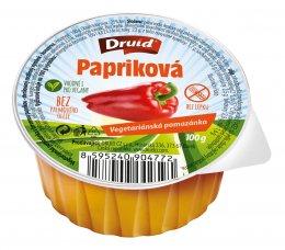 Druid Vegetariánská papriková pomazánka