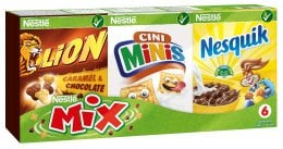 Nestlé cereálie MINI MIX