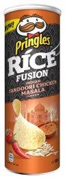 Pringles rýžové s příchutí indického Tandoori kuře masala