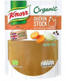 Knorr BIO Kuřecí základ tekutý