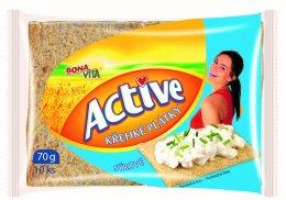 Bonavita Active Křehké plátky sýrové