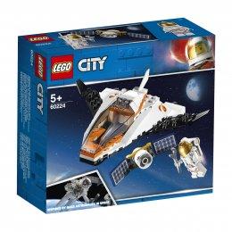 LEGO® City Údržba vesmírné družice 60224
