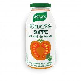 Knorr Hotová rajčatová polévka s bazalkou
