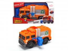 Dickie Action Series Popelářské recyklační auto