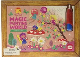 Tiger Tribe Magic painting world Fairy garden