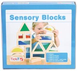 Sensory Blocks Smyslové kostky