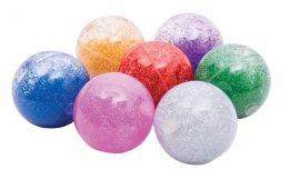 Sensory Blocks Rainbow Glitter Ball Třpytivé koule