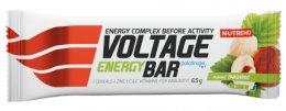 Nutrend Voltage energy bar s příchutí lískových oříšků