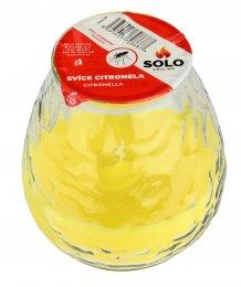 Solo Citronela svíčka odpuzující hmyz