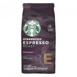Starbucks Espresso Roast zrnková káva