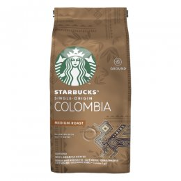 Starbucks Single-Origin Colombia mletá jednodruhová káva