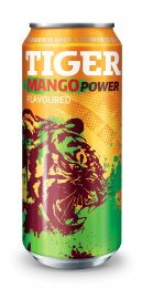 Tiger energy drink Mango