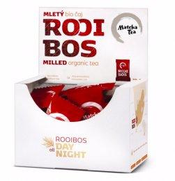 Matcha Tea BIO mletý Rooibos