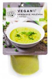 VEGAN Hrášková polévka