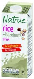 Natrue Rýžový nápoj s lískovým oříškem