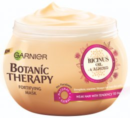 Garnier Botanic Therapy Ricinus Oil & Almond maska na vlasy s ricinovým a mandlovým olejem