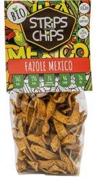 Strips Chips BIO Fazole Mexico
