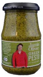 Jamie Oliver Zelené pesto