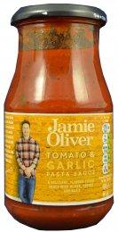 Jamie Oliver Pasta sauce olivy, česnek & rajčata