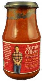 Jamie Oliver Pasta sauce rajčata & italské červené víno