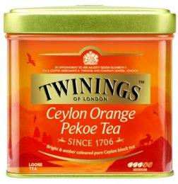 Twinings Ceylon Orange Pekoe sypaný čaj