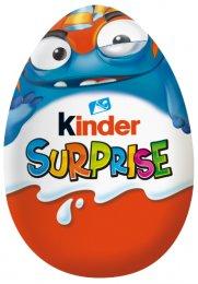 Kinder Surprise čokoládové vajíčko s překvapením
