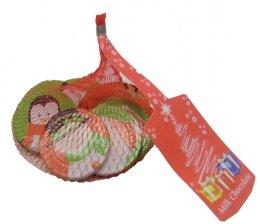 Chocoland Vánoční mince z mléčné čokolády