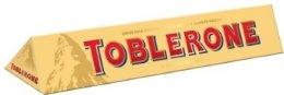Toblerone mléčná čokoláda