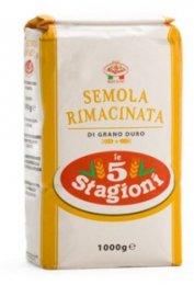5 Stagioni mouka krupice semolinová