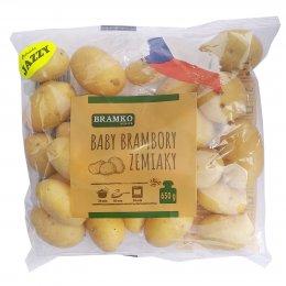 Brambory baby (gourmet), balení