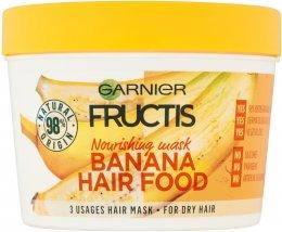 Garnier Fructis Banana Hair Food maska pro velmi suché vlasy
