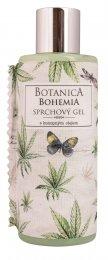 Botanica Bohemia Sprchový gel s konopným olejem