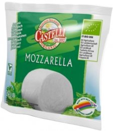 Castelli BIO Mozzarella