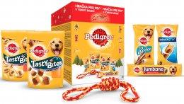 Pedigree vánoční balíček s hračkou