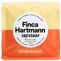Doubleshot Panama Finca Hartmann Espresso