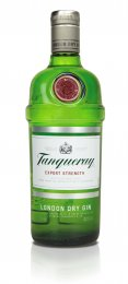 Tanqueray London Dry gin 43,1%
