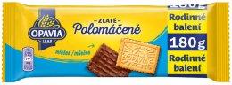Opavia Zlaté Polomáčené sušenky mléčné