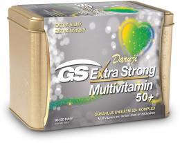 GS Extra Strong Multivitamin 50+ tbl.90+30 d.2019