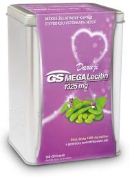 GS Megalecitin 1325 cps.100+30 dárek 2019