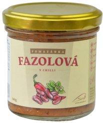 Seneb Fazolová pomazánka s chilli