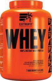 Extrifit 100% Whey protein čokoláda/kokos