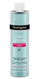 Neutrogena Skin Detox micelární voda 3v1