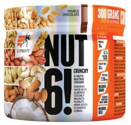 Extrifit Nut 6! čokoláda