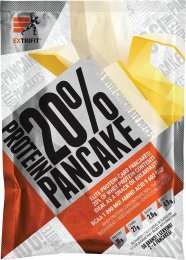 Extrifit Protein pancake 20% banán s kousky čokolády