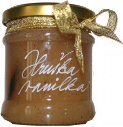 Marmelády s příběhem Hruška-vanilka extra džem výběrový speciální