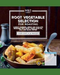 Marks & Spencer Mixtradiční britské zeleniny