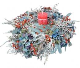 Z Herbáře podzimní svícen