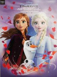 Marks & Spencer Adventní kalendář Frozen