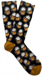 Soxit Ponožky Black Beer v dárkovém balení, vel.: 36-40