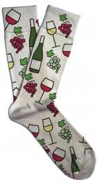 Soxit Ponožky White Wine v dárkovém balení, vel.: 41-46
